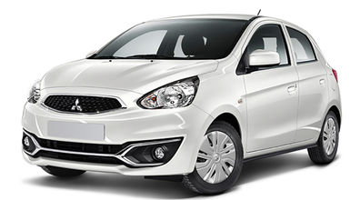 Alternative zum Leasing: Auto-Abo Mitsubishi SpaceStar Diamant Edition 1.0, 52 kW (71 PS)