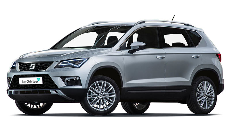 Alternative zum Leasing: Seat Ateca Style 1.5 TSI DSG 4Drive, 110 kW (150 PS)