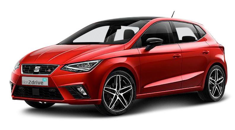 Alternative zum Leasing: Seat Ibiza FR 1.0 EcoTSI DSG, 85 kW (115 PS)