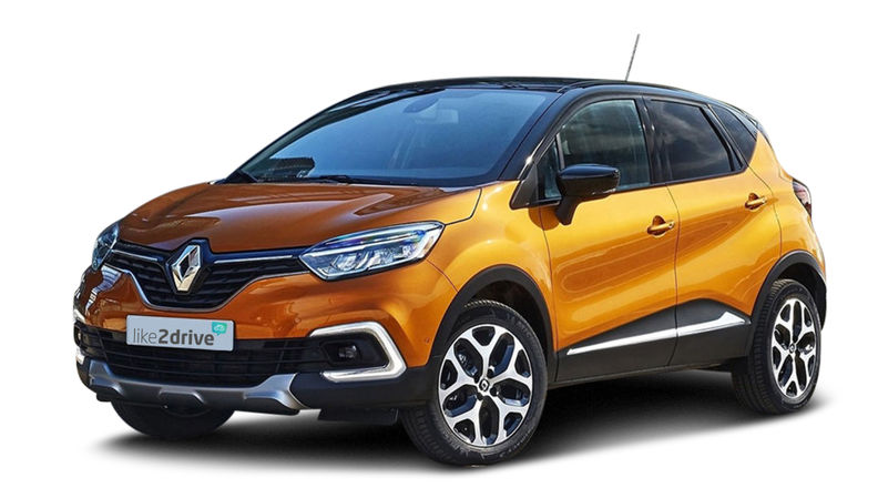 Alternative zum Leasing: Auto-Abo Renault Captur Version S Schaltgetriebe, 110KW (150 PS)