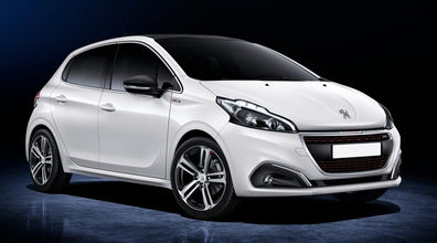 Alternative zum Leasing: Auto-Abo Peugeot 208 Active PureTech 110 EAT6 5-Türer, 81 kW (110 PS)