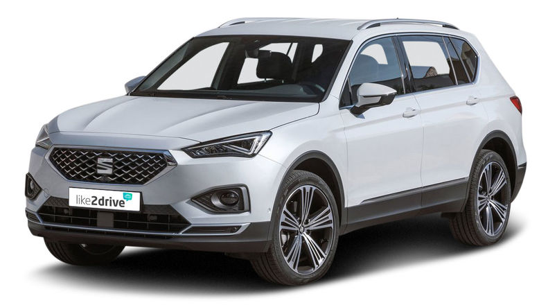 Alternative zum Leasing: Seat Tarraco Style, 110 kW (150 PS).