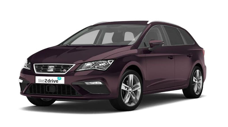 Alternative zum Leasing: Auto-Abo Seat Leon FR 2.0 TDI DSG, 110 kW (150 PS)