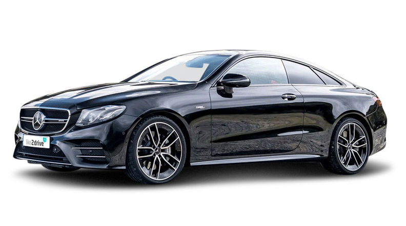 Alternative zum Leasing: Mercedes E 350 Coupé AMG Line Automatikgetriebe, 220 kW (299 PS)
