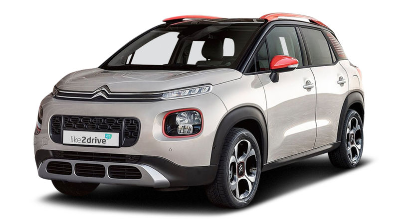 Alternative zum Leasing: Citroen C3 Citroen C3 Aircross 110 Shine, 80 kW (110 PS)