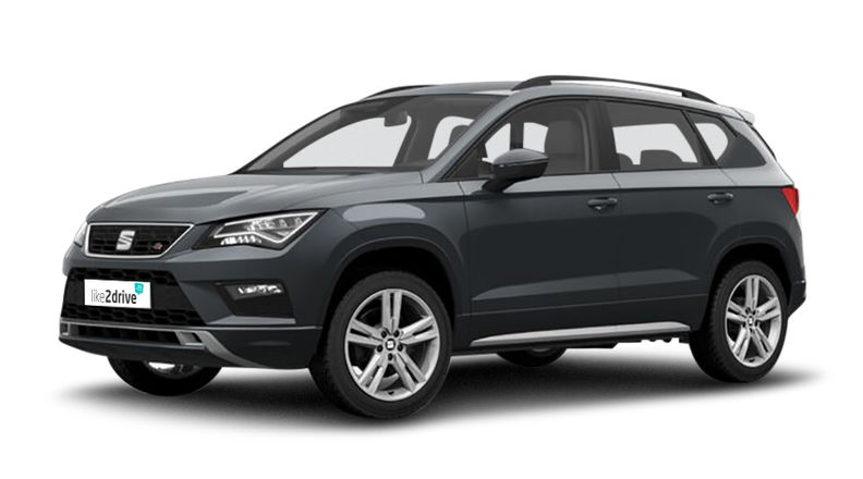 Alternative zum Leasing: Seat Ateca FR 1.5 TSI ACT, 110 kW (150 PS)
