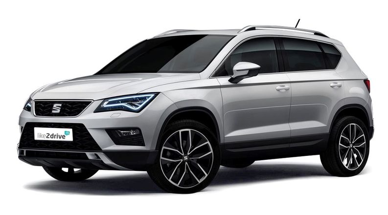 Alternative zum Leasing: Seat Ateca FR Diesel Automatik, 110 kW (150 PS)
