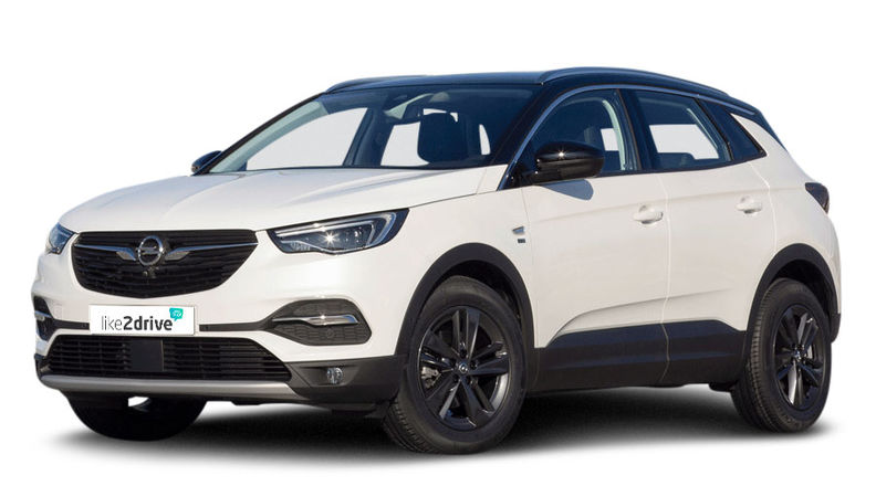 Alternative zum Leasing: Opel Grandland X Ultimate 1,2 Direct Injection Turbo Automatikgetriebe, 96 kW (130 PS)