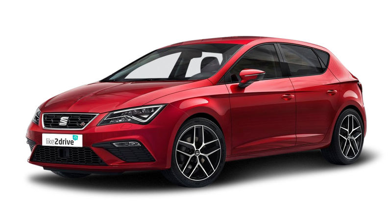 Alternative zum Leasing: Auto-Abo Seat Leon FR 2.0 TSI DSG, 139 kW (190 PS)