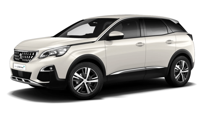 Alternative zum Leasing: Auto-Abo Peugeot 3008 Allure BlueHDi 130, 96 kW (130 PS)