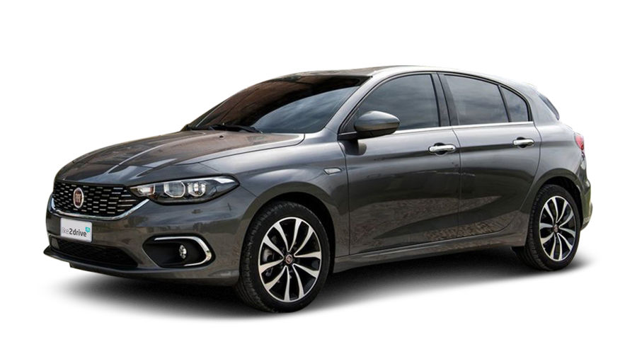 Alternative zum Leasing: Auto-Abo Fiat Tipo 5-Türer 1.4 T-Jet LOunge, 88 kW (120 PS)