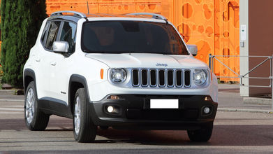 Alternative zum Leasing: Auto-Abo Jeep Renegade Special Edition 1.4l MultiAir, 103 kW (140 PS)