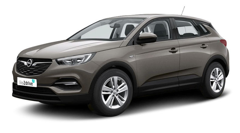 Alternative zum Leasing: Opel Grandland X Innovation 1.2 Direct injection Turbo, 95 kW (130 PS)