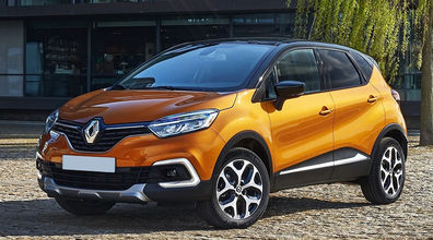 Alternative zum Leasing: Auto-Abo Renault Captur Energy TCe BOSE Edition, 87KW (120 PS)