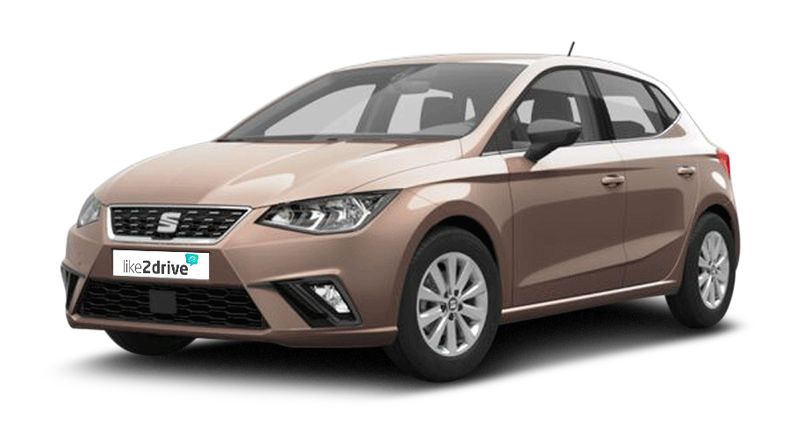Alternative zum Leasing: Seat Ibiza Xcellence 1.0 TSI, 85 kW (115 PS)