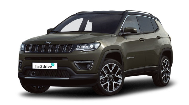 Alternative zum Leasing: Auto-Abo Jeep Compass Limited 2.0l MultiJet 125kW (170PS)