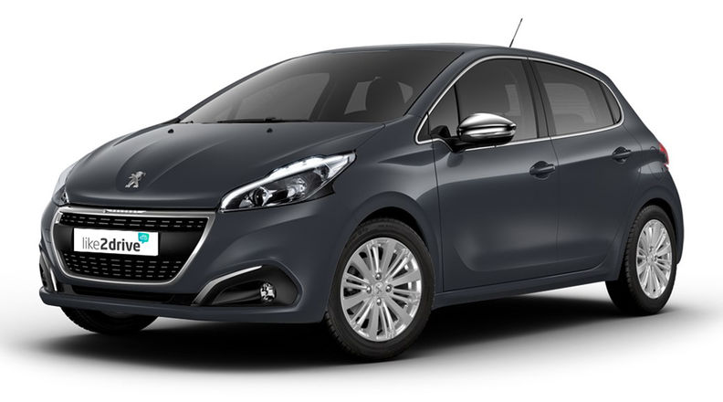 Alternative zum Leasing: Auto-Abo Peugeot 208 PureTech 110 EAT6 5-Türer, 81 kW (110 PS)