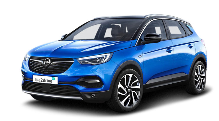 Alternative zum Leasing: Opel Grandland X Ultimate AdBlue 2,0 Automatikgetriebe, 130 kW (177 PS)