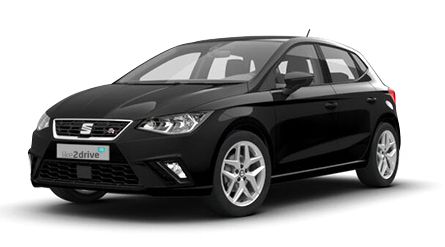 Seat Ibiza FR 1.0 TSI, 69 kW (95 PS) Alternative zum Leasing