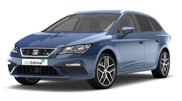 Alternative zum Leasing: Seat Leon ST FR 2.0 TSI ACT DSG, 139 kW (190 PS)