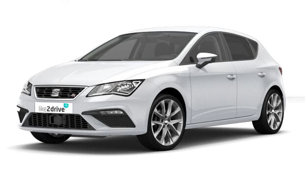 Alternative zum Leasing: Auto-Abo Seat Leon FR 1.5 TSI, 96 kW (130 PS).